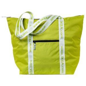 IKEA Insulated tote bag in green like new